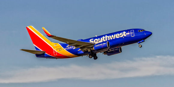 Southwest Airlines 2014 Colors Boeing 737 (APPM10008)