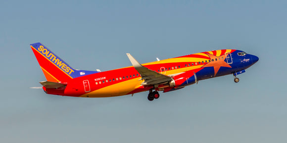 Southwest Airlines Boeing 737 Arizona One (APPM10009)