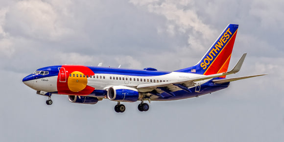Southwest Airlines Colorado One Boeing 737 (APPM10016)