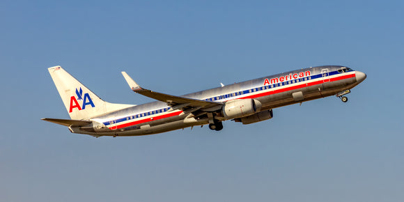 American Airlines 1968 Colors Boeing 737-823(WL) (APPM10021)