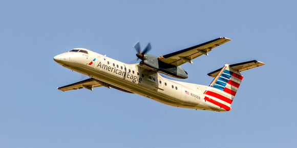 American Eagle Dash 8 De Havilland (APPM10025)
