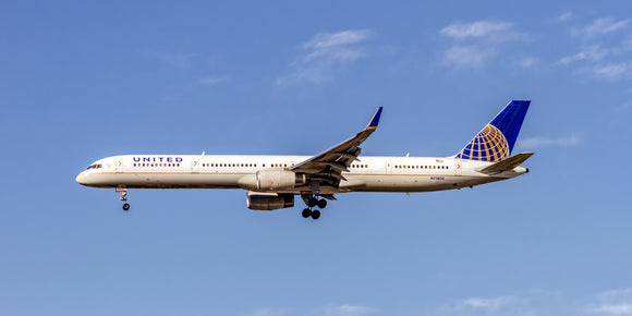 United Airlines Boeing 757-324(WL) (APPM10026)