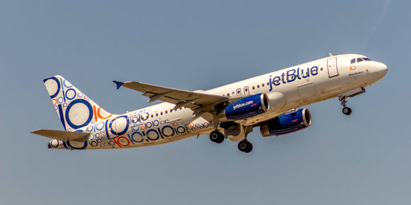 JetBlue Airways 10th Anniversary A320-232 (APPM10042)