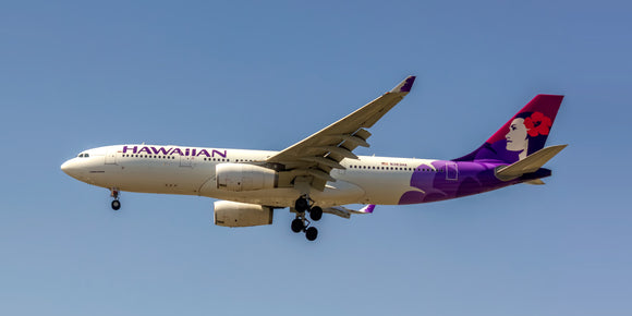 Hawaiian Airlines Airbus A330-243 (APPM10045)