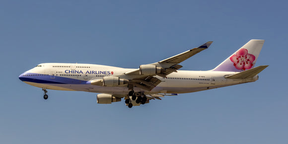 China Airlines Boeing 747-406 (APPM10046)
