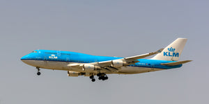 KLM Royal Dutch Airlines Boeing 747-406M (APPM10047)