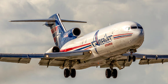 Amerijet International Boeing 727-233 (APPM10050)