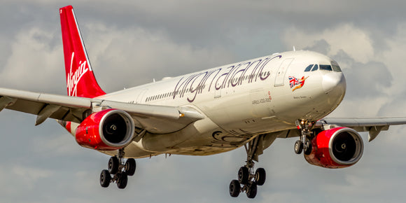 Virgin Atlantic Airbus A330-343 (APPM10054)