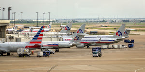 American Airlines Airplanes at DFW (APPM10067)
