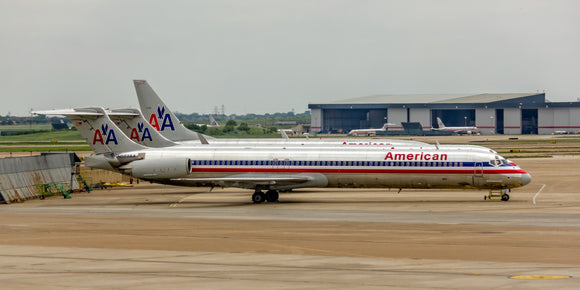 American Airlines Legacy Airplanes (APPM10068)