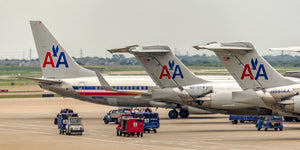 American Airlines Legacy Airplane (APPM10069)