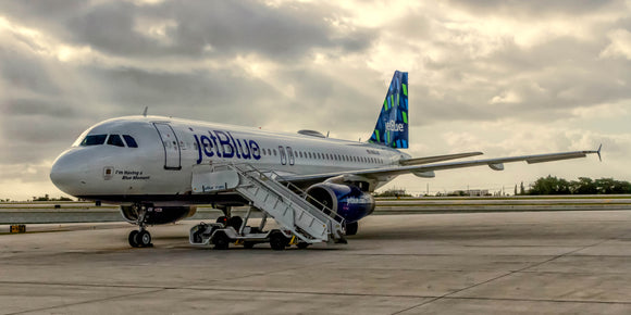JetBlue Airways Airbus A320 (APPM10080)
