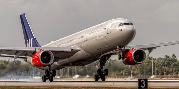 Scandinavian Airlines Airbus A330 (APPM10084)