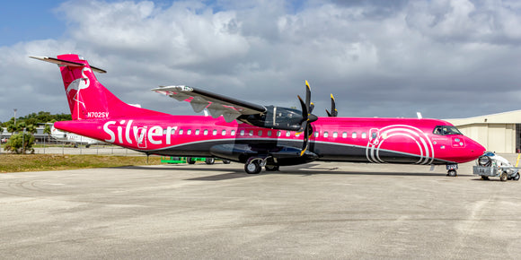 Silver Airways ATR-72 (APPM10094)