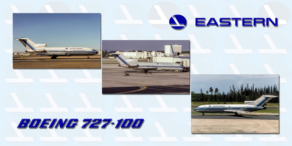 Eastern Airlines 727-100 Collage (APPM90003)