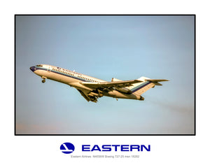 Eastern Airlines Boeing 727-100 (I217LAJF11X14)