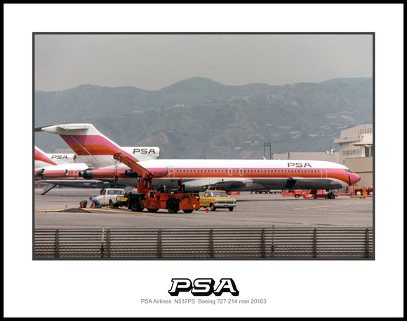 PSA Airlines Boeing 727-214 (I270RGJA11X14)