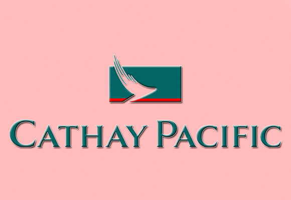 Cathay Pacific Airlines Logo (LM14002)