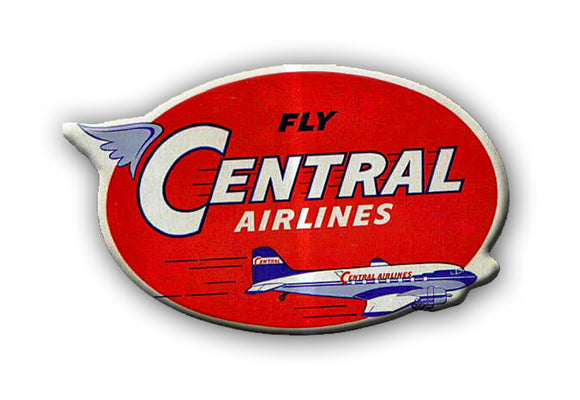 Central Airlines Logo (LM14005)