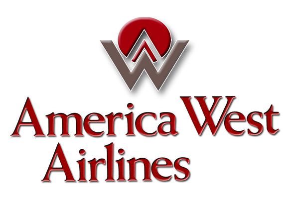 America West Airlines Logo (LM14012)