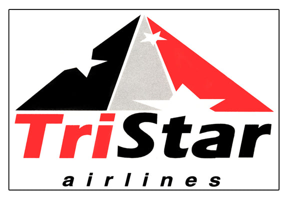 TriStar Airlines Logo (LM14032)