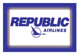 Republic Airlines Logo (LM14033)