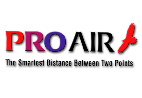 ProAir Airlines Logo (LM14034)