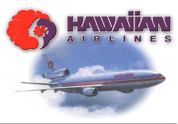 Hawaiian Airlines Logo (LM14037)