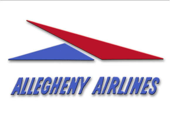 Allegheny Airlines Logo (LM14039)