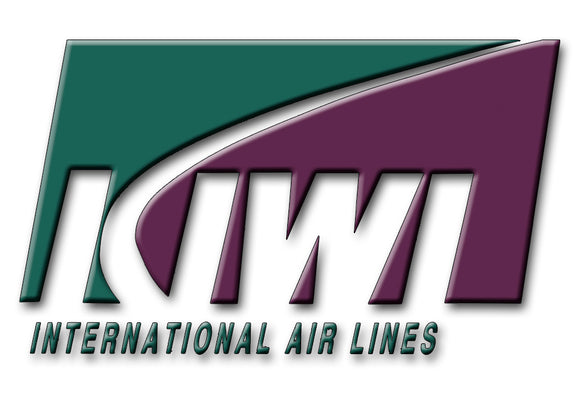 KIWI Airlines Logo (LM14044)
