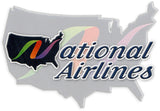 National Airlines Logo (LM14047)