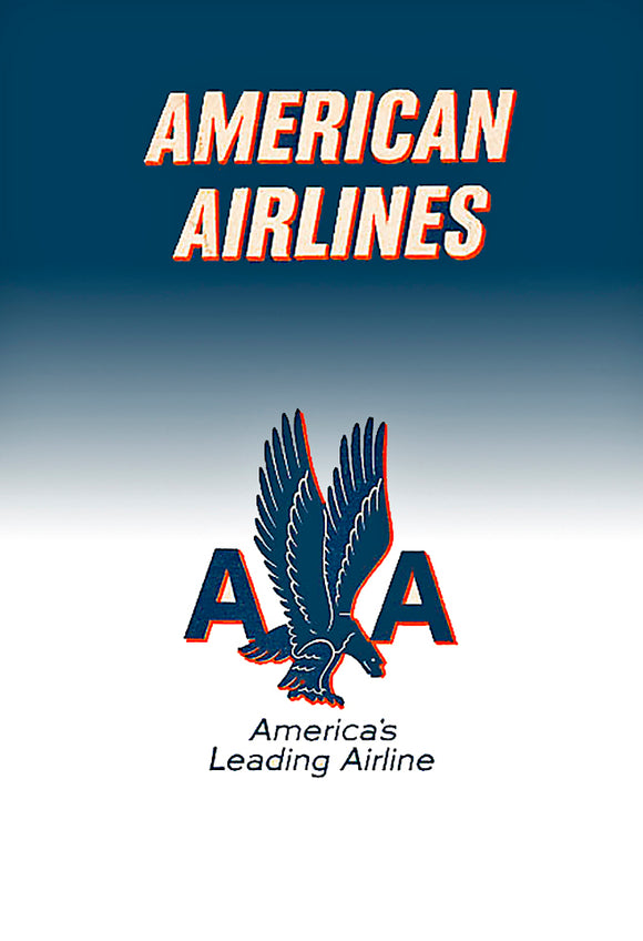 American Airlines 50s Logo (LM14049)