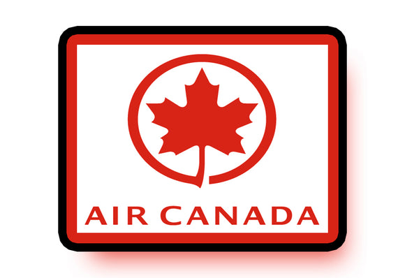Air Canada Airlines Logo (LM14052)
