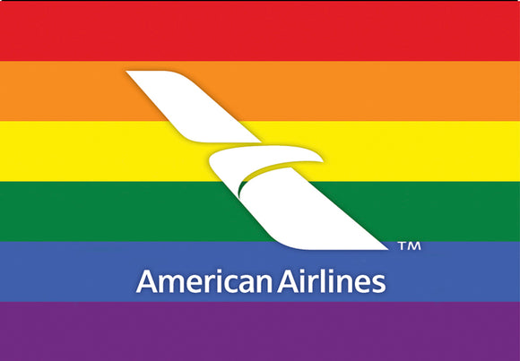 American Airlines Logo (LM14053)