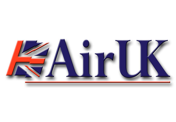 Air UK Airlines Logo (LM14066)