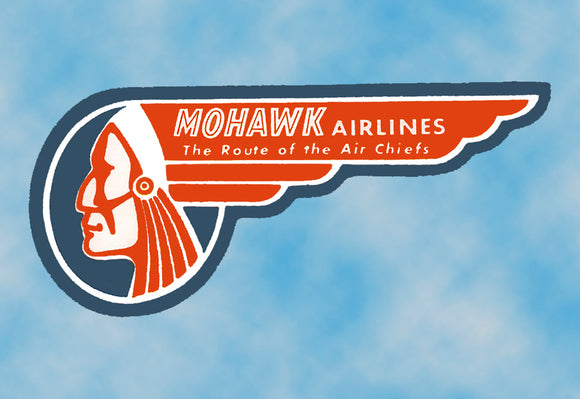 Mohawk Airlines Logo (LM14084)