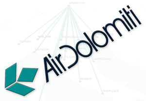 Air Dolomiti Airlines Logo (LM14122)
