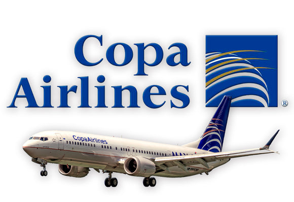 Copa Airlines Logo (LM14132)