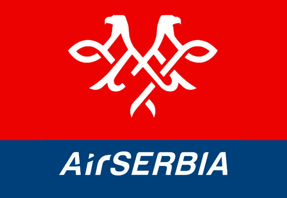 Air Serbia Airlines Logo (LM14138)