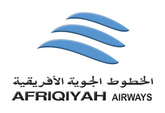 Afriqiyah Airways Logo (LM14144)