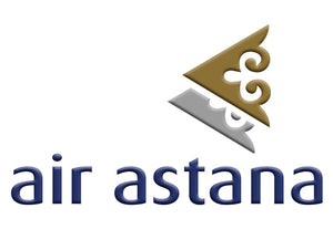 Air Astana Airlines Logo (LM14145)