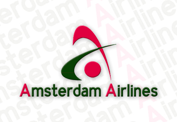 Amsterdam Airlines Logo (LM14148)