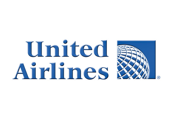 United Airlines (Globe) Logo (LM14151)