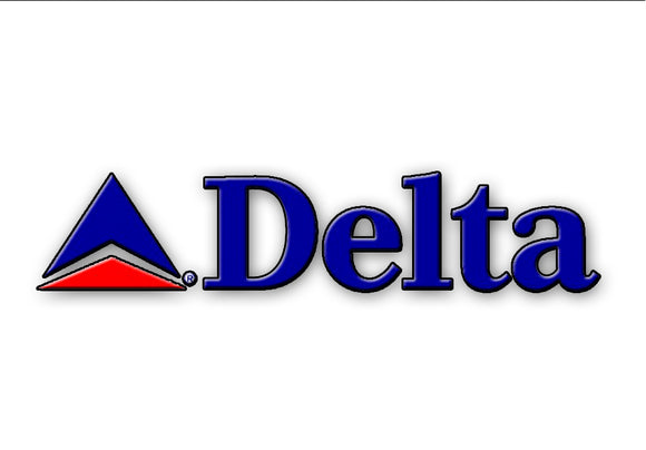 Delta Air Lines early 2000 Logo (LM14158)