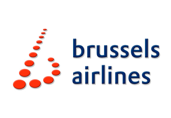 Brussels Airlines Logo (LM14160)