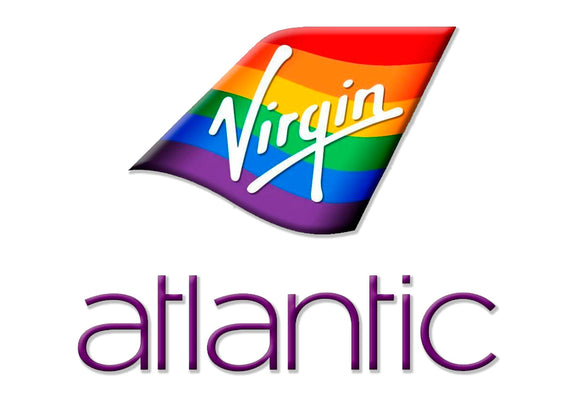 Virgin Atlantic Rainbow Logo (LM14161)