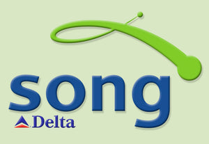 Song (Delta) Airlines Logo (LM14166)