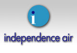 Independence Air Logo (LM14170)