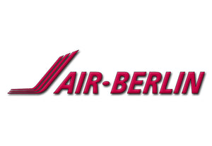 Air Berlin Airlines Old Logo (LM14231)