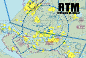 RTM Rotterdam Hague Sectional (MM10501)